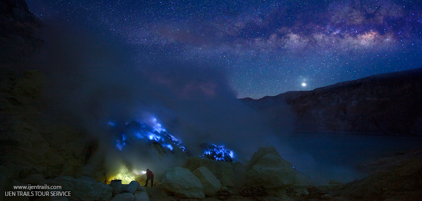 Ijen Blue Fire and Sunrise Tour Packages