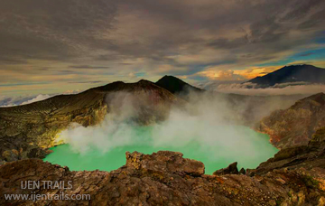 Ijen Crater Packages Fullday Tour
