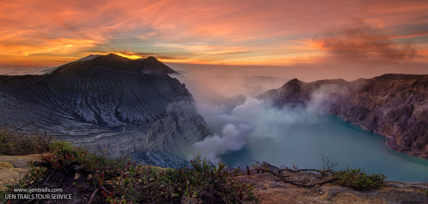 Bali – Ijen – Bali Tour Packages