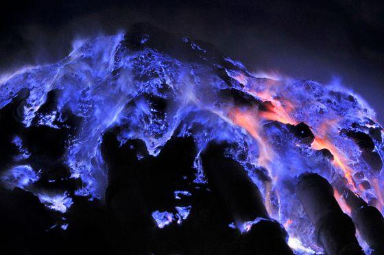 Ijen Bluefire